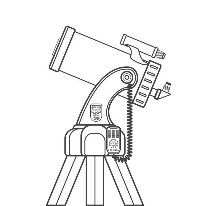Teleskop Maksutov