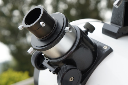 Teleskop Okularauszug