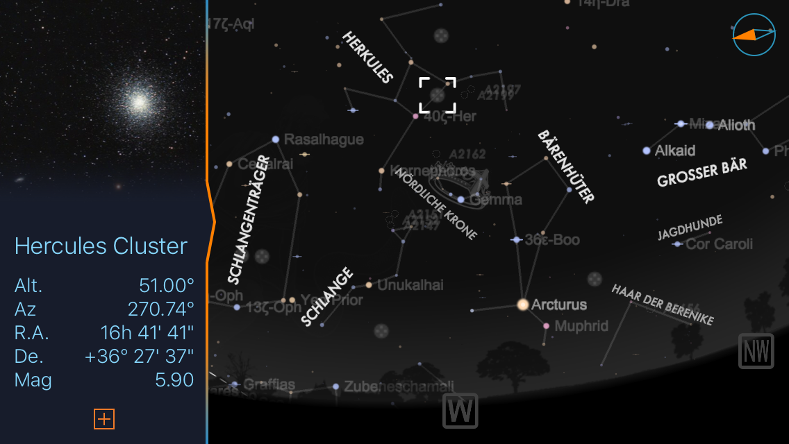 Linsen teleskop bresser optik arcturus azimutal