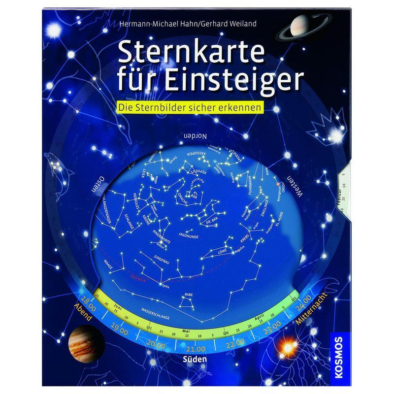Kosmos-Verlag-Sternkarte-fuer-Einsteiger